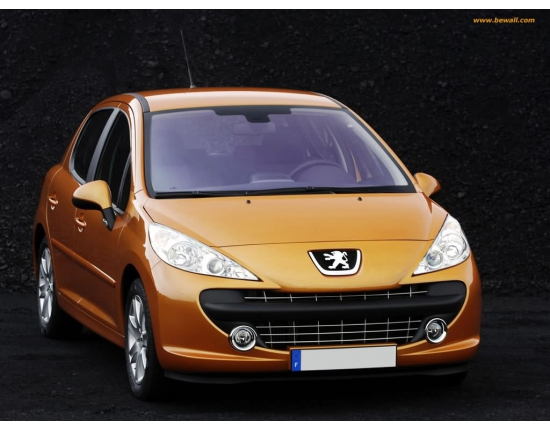 Photo moteur peugeot 207 1