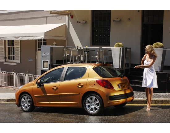 Photo moteur peugeot 207 3