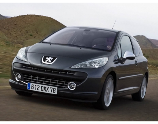 Photo moteur peugeot 207 5