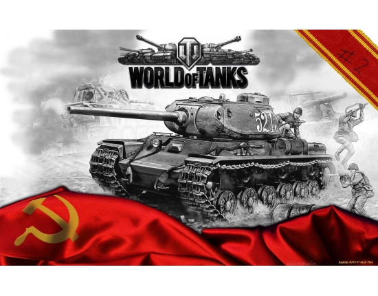 Картинки из world of tanks карандашом 4