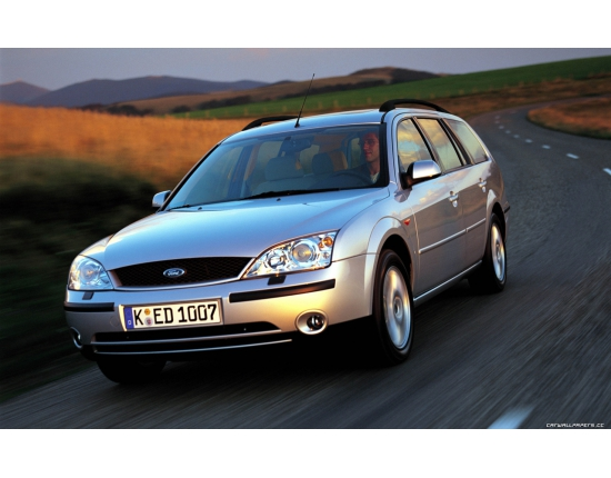 Photo voiture ford mondeo 3