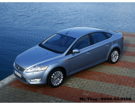 Photo voiture ford mondeo 4