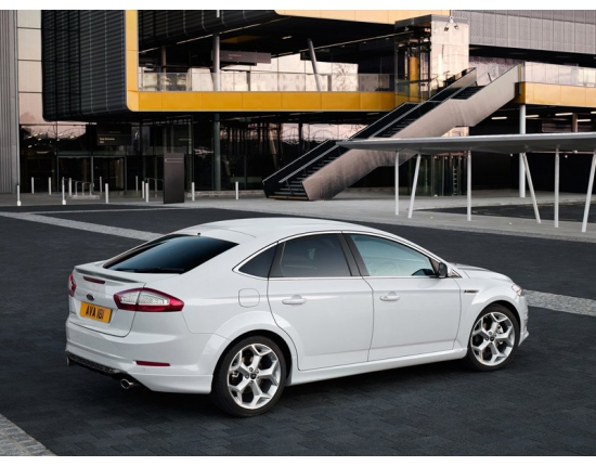 Photo voiture ford mondeo 5