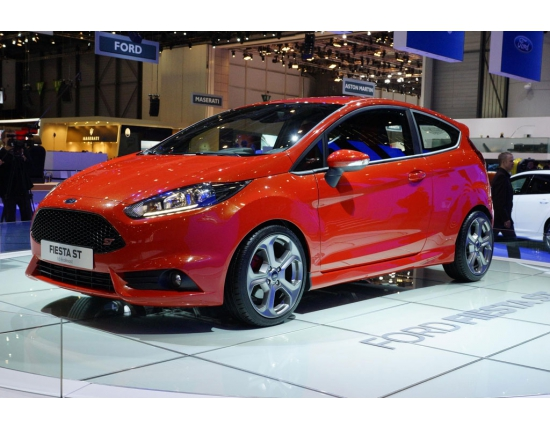 Photo voiture ford fiesta 5