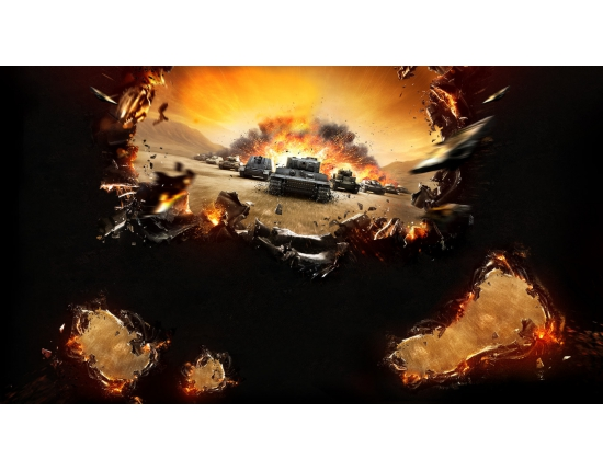Картинки world of tanks 1280x768 4
