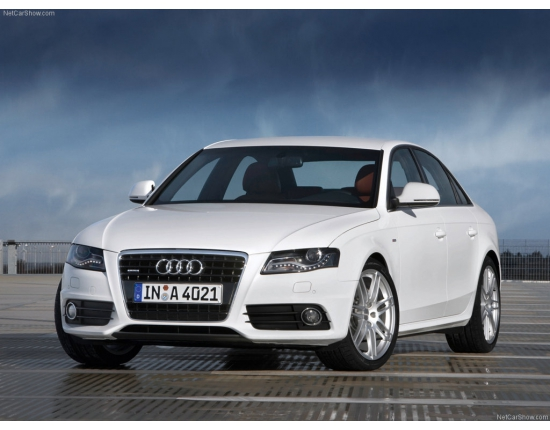 Image of audi a4 2