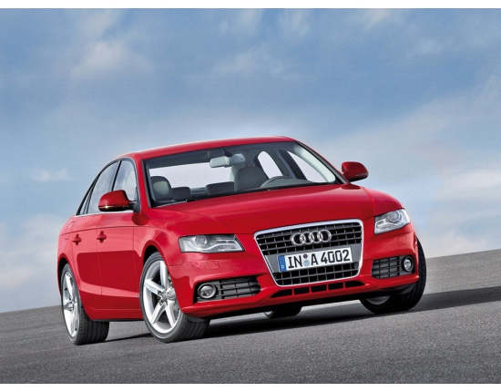 Image of audi a4 3
