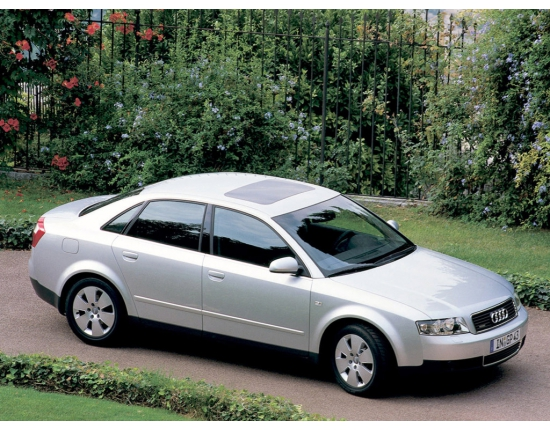 Image of audi a4 4