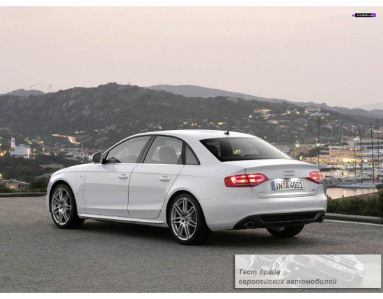Image of audi a4 5