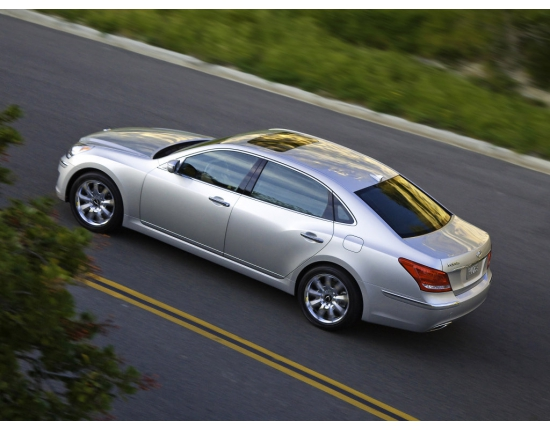 Photo hyundai equus