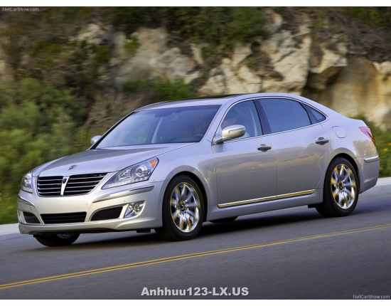 Photo hyundai equus 3