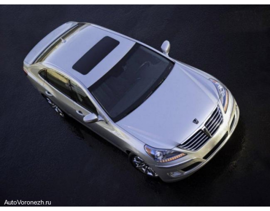 Photo hyundai equus 4