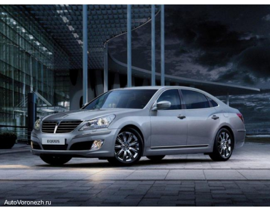 Photo hyundai equus 5