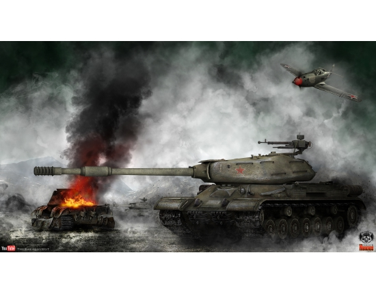 �������� world of tanks �� ������� ���� 2560 � 1440