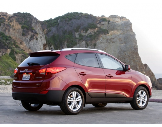 Photo hyundai tucson 2011