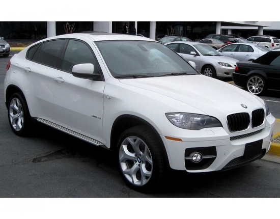 Photo voiture bmw x6 4