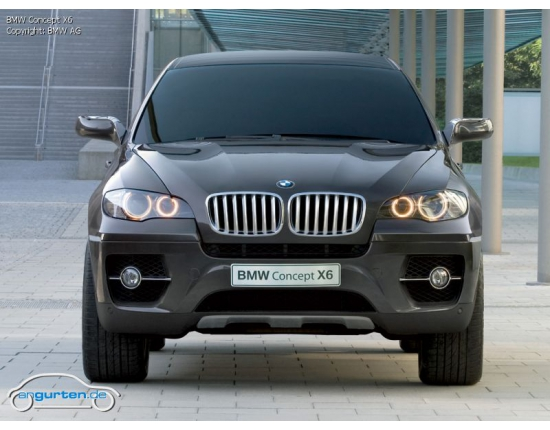 Photo voiture bmw x6 5