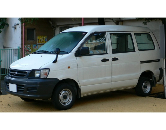 Фото toyota town ace 2