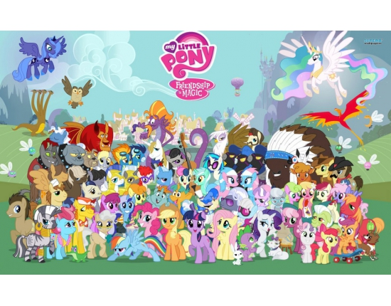 �������� ��������� my little pony 2 �����