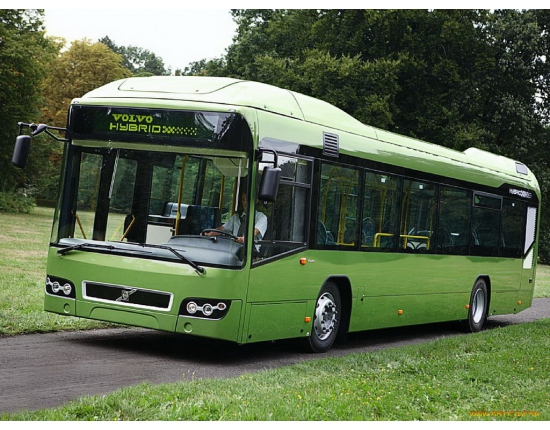 Photo of volvo bus