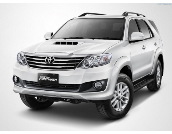 Photo mobil toyota fortuner 2