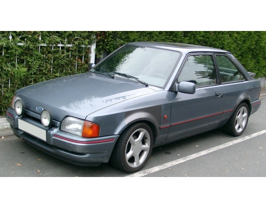 Photo ford xr3i