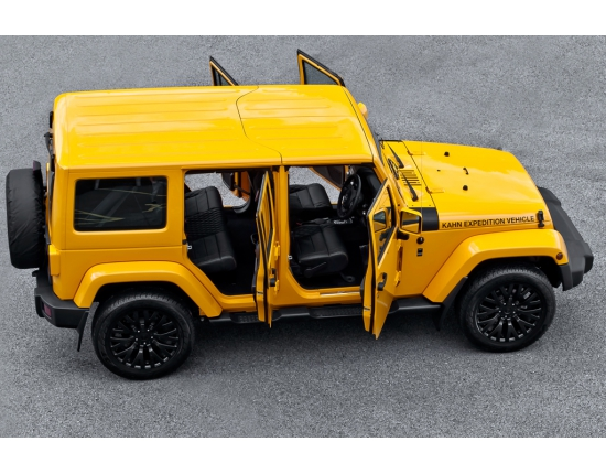 Photo jeep sahara 1