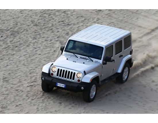 Photo jeep sahara 2