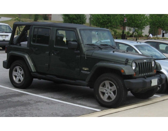 Photo jeep sahara 3
