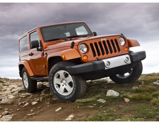 Photo jeep sahara 5