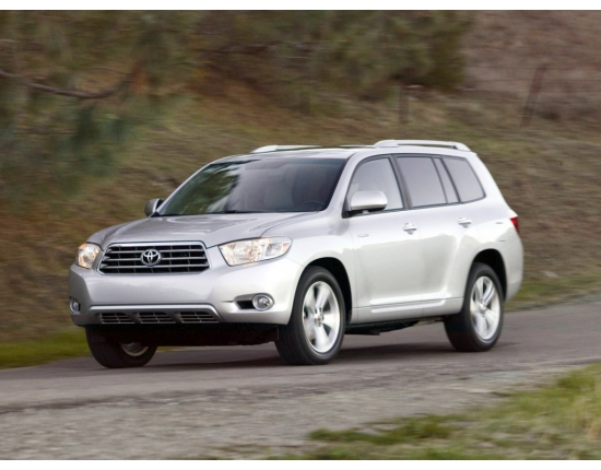 Photo of toyota highlander 2