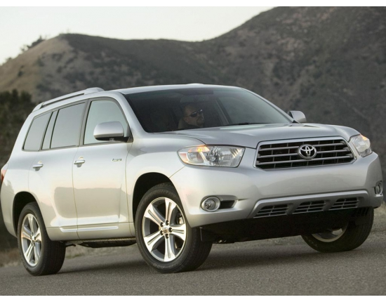 Photo of toyota highlander 3