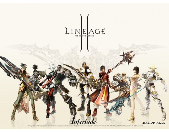 �������� �� ���� lineage 2 2