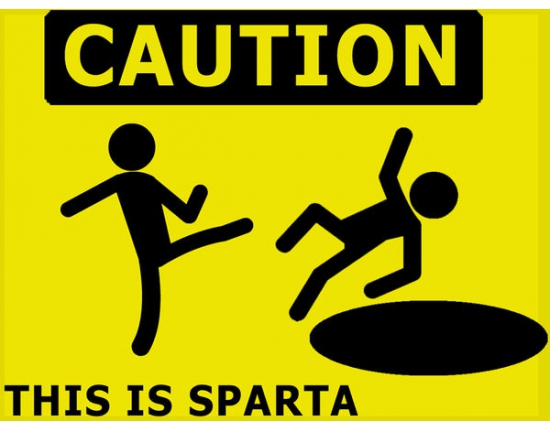 �������� ��������� this is sparta ������