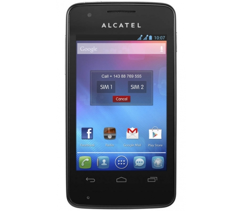 �������� �� ������� alcatel one touch 4030d 5