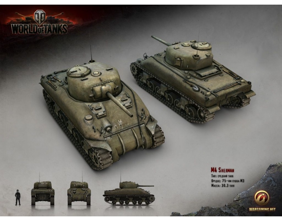 Картинки world of tanks m4 sherman