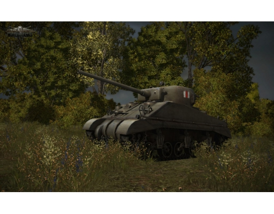 Картинки world of tanks m4 sherman 4