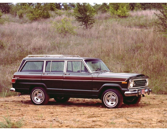 Photo of jeep wagoneer 2