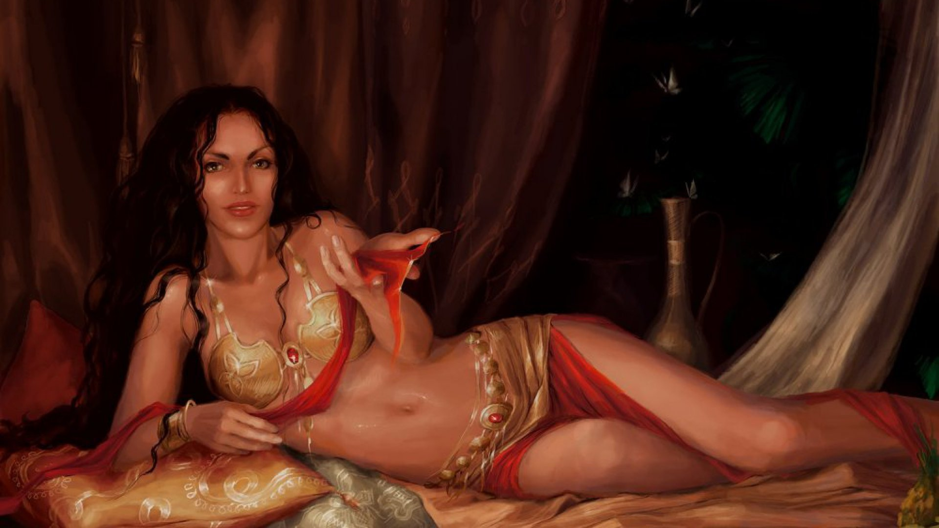 Harem 3d adult photos