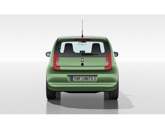 Photo skoda citigo 2