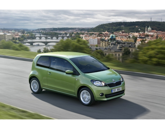 Photo skoda citigo 5