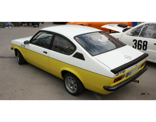 Photo opel kadett gte 5