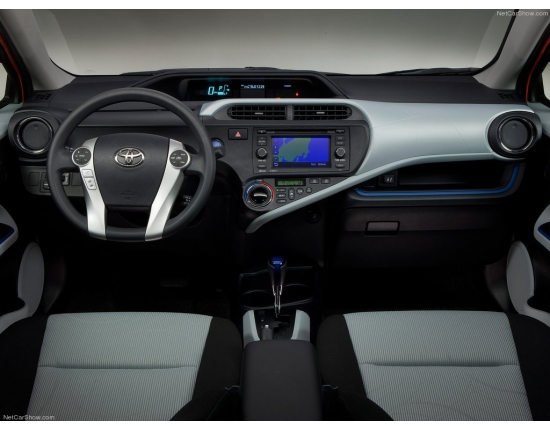 Photo of toyota prius 1