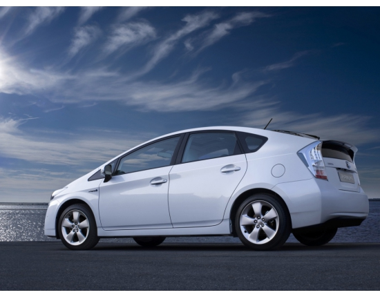 Photo of toyota prius 2