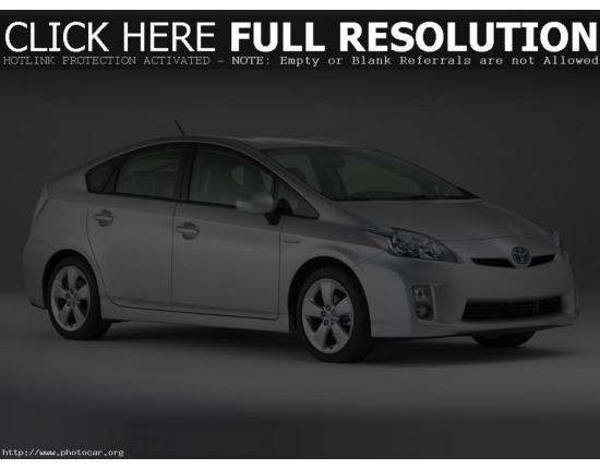 Photo of toyota prius 3
