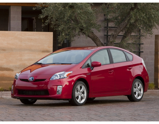 Photo of toyota prius 4
