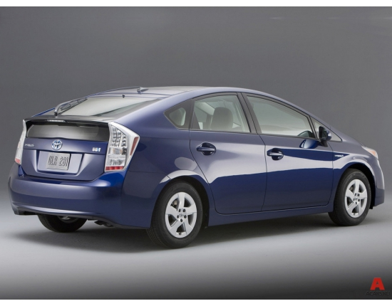 Photo of toyota prius 5