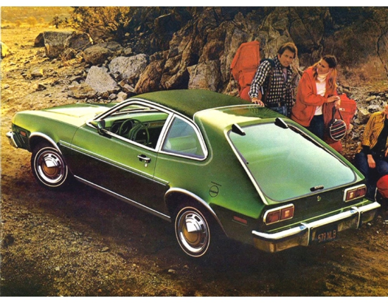 Photo ford pinto 1