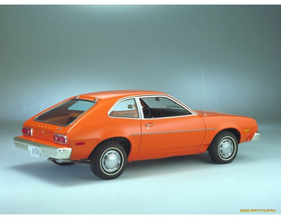 Photo ford pinto 2