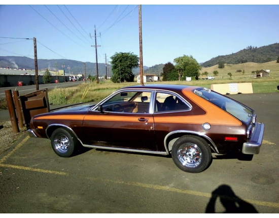 Photo ford pinto 5